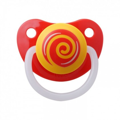 JAPLO PACIFIER SOOTHER PRO - CHERRY