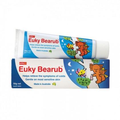Euky Bear Rub 50gm