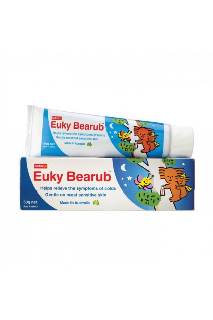 Euky Bear Rub 50gm