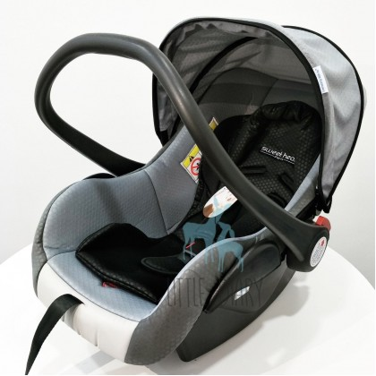 Sweet Heart Paris Infant Carrier Car Seat CS322 - Gray (NEW!!)