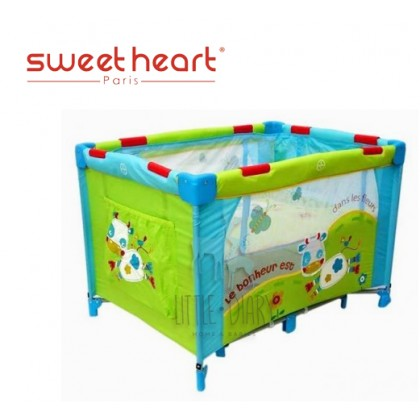 Sweet Heart Paris PlayPan PP600 CF with Hand Carry Bag