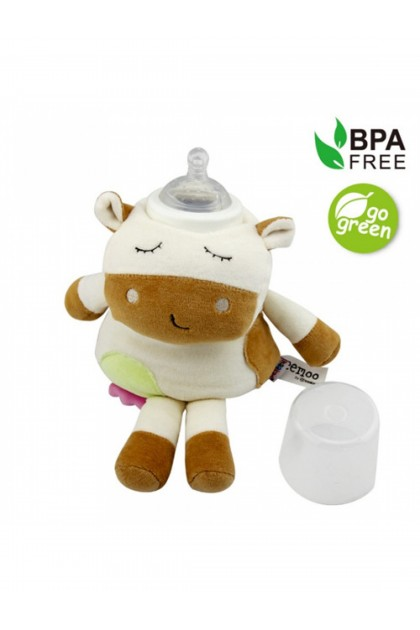 Haakaa Soft Toy Glass Bottle Covers