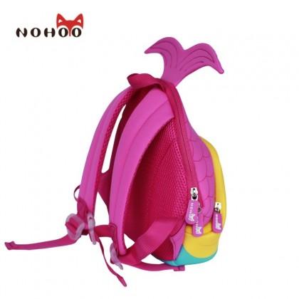 Nohoo - Cute Mermaid Waterproof outdoor backpack - Blue