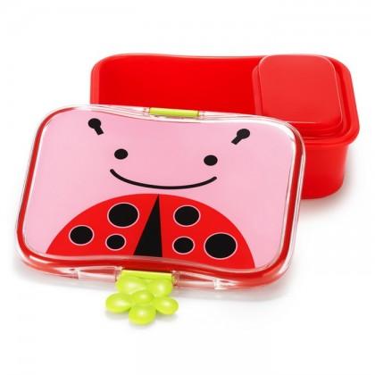 Skip Hop - Zoo Lunch Kit - Ladybug