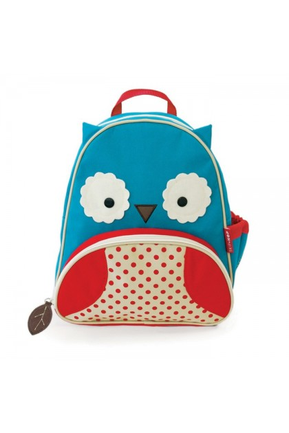 Skip Hop - Zoo Packs Little Kids Backpacks - Owl