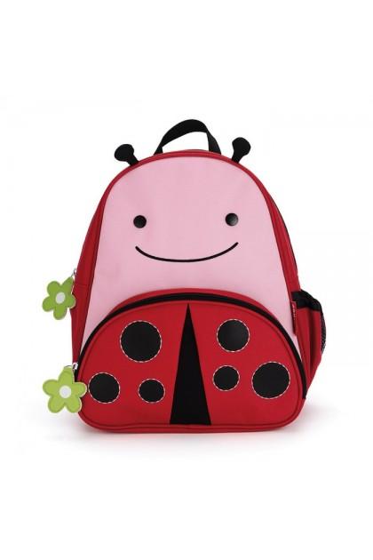 Skip Hop - Zoo Packs Little Kids Backpacks - Ladybug