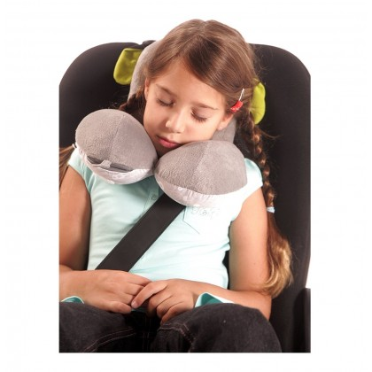 Benbat - Travel Friends Total Support Headrest 1-4Years - Cat