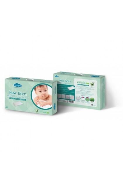 Comfy Baby Purotex New Born Baby Pillow