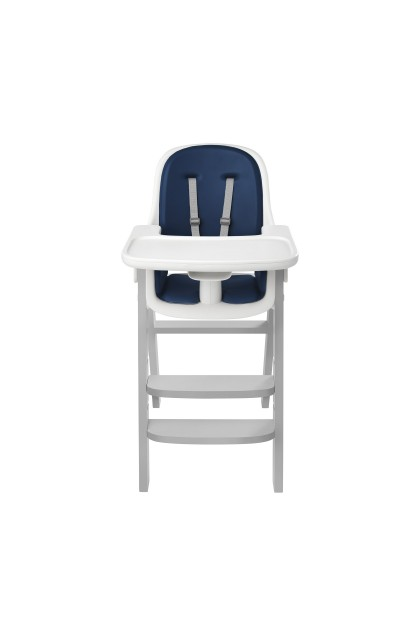 OXO TOT - Sprout High Chair - Navy/Gray