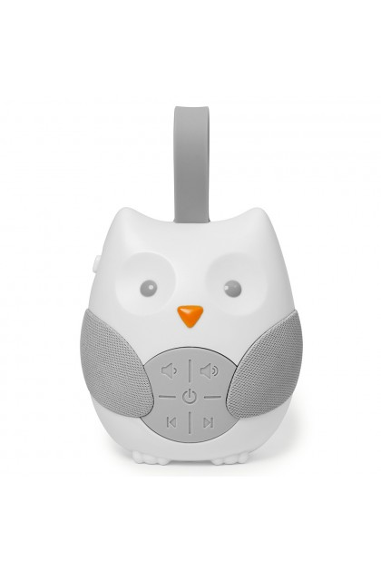 Skip Hop - Stroll & Go Portable Baby Soother - Owl