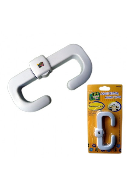 Bumble Bee Safety - Secure A Lock