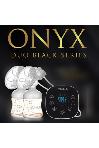 Youha Onyx Duo Double Electric Breast Pump + FREE GIFT