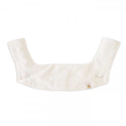 Ergobaby - Four Position 360 Carrier Teething Pad & Bib - Natural