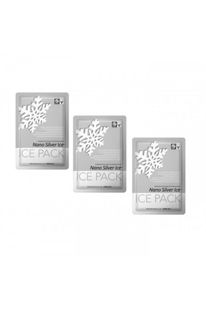 Nano Silver Ice Pack (3pcs)