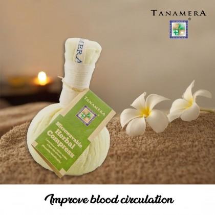 TANAMERA Microwaveable Herbal Compress Tungku 400g