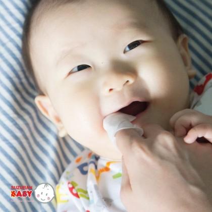 Suzuran Baby Wet Cleaning Cotton (30pcs) x3packs bundle