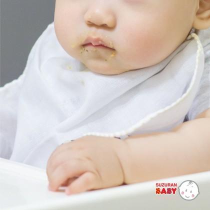 Suzuran Baby Gauze Handkerchief Washcloth 5pcs