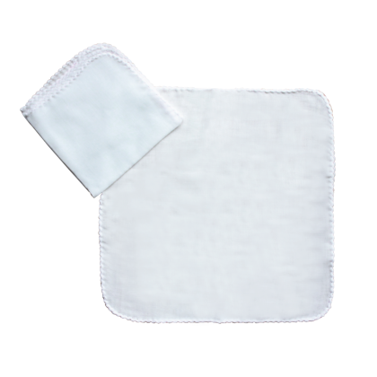 Suzuran Baby Gauze Handkerchief Washcloth 10pcs