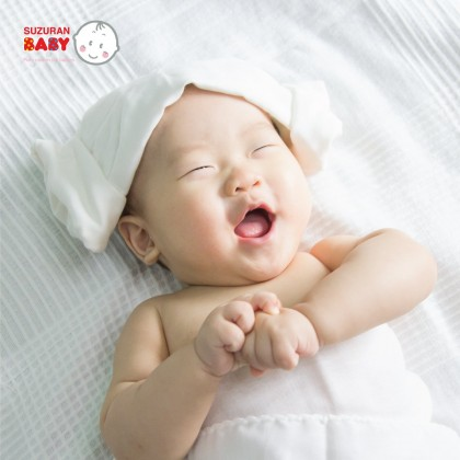 Suzuran Baby Gauze Bath Towel 3pcs