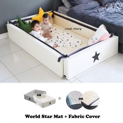 GGUMBI World Star + Fabric Cover