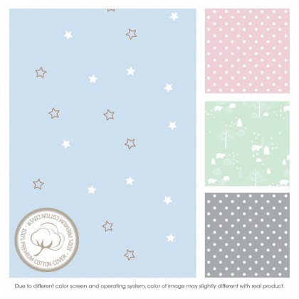 Comfy Baby Comforter (80 x 110 cm)