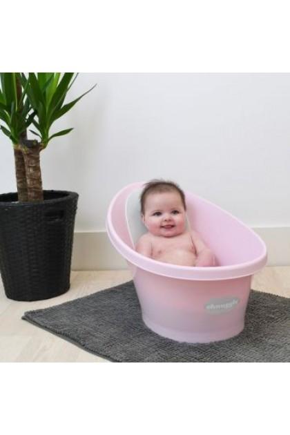 Shnuggle Rose Bathtub with Backrest