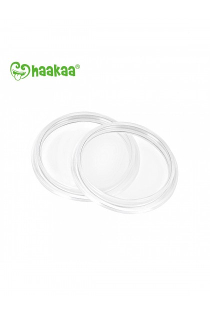 Haakaa Generation 3 Silicone Bottle Sealing Discs (2pcs)