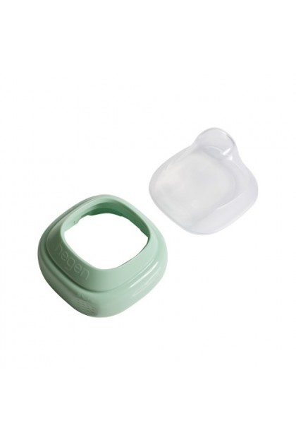 HEGEN PCTO COLLAR AND TRANSPARENT COVER GREEN