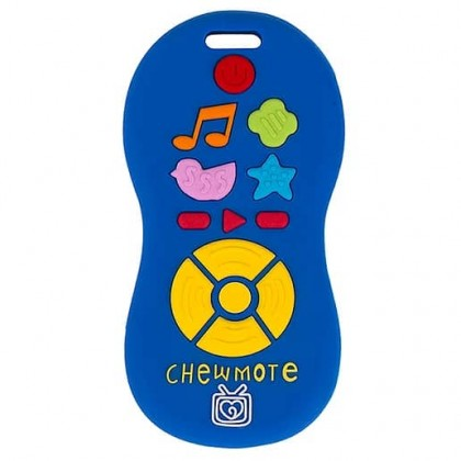 Silli Chews Baby Teether - Remote Control