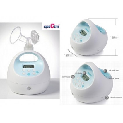 Spectra S1 Plus Double Electric Breast Pump Package B