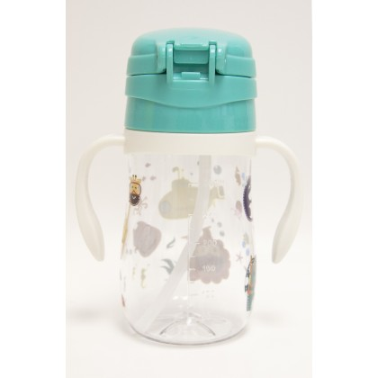 Marcus & Marcus Tritan Straw Bottle