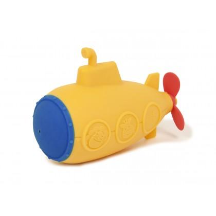 Marcus & Marcus Silicone Bath Toys - Submarine Squirt