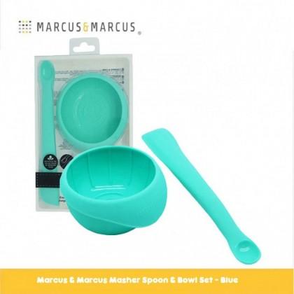 Marcus & Marcus Masher Spoon & Bowl Set
