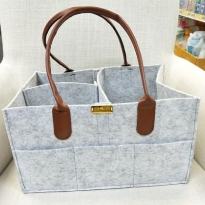 Little Diary Multipurpose Caddy Organizer Bag
