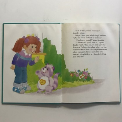 The Children's Preloved Book : A Walk to Grow on (Care Bear Cousins)
