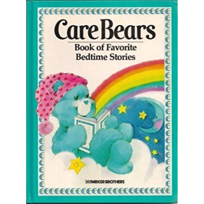 The Children's Preloved Book : The Care Bears Book of Favorite Bedtime Stories