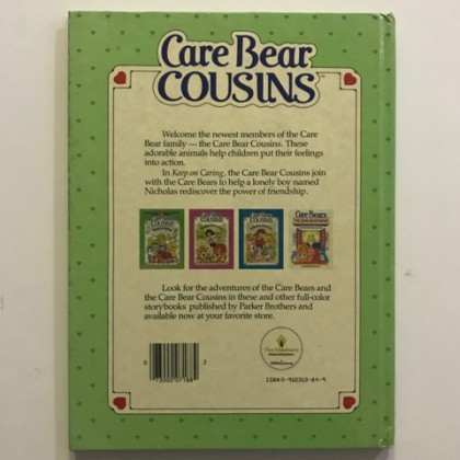The Children's Preloved Book : Keep on Caring (Care Bear Cousins)