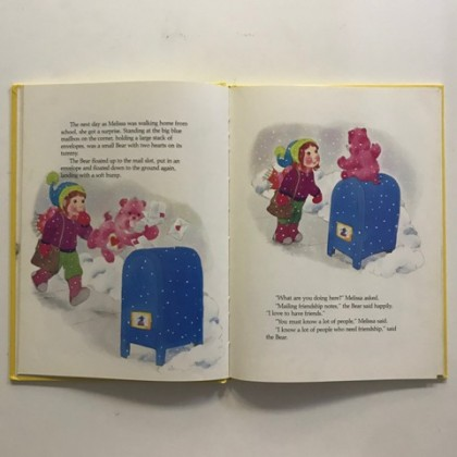 The Children's Preloved Book : The Witch Down the Street (Tale from the Care Bears)