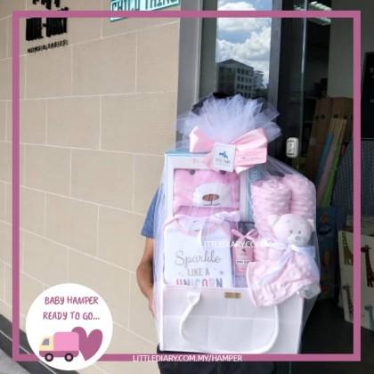 Baby Hamper Gift Set - R39