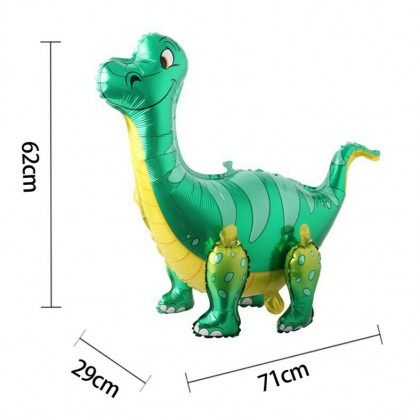 Gift Foil Balloon Walking 3D Dinosaur (1unit)