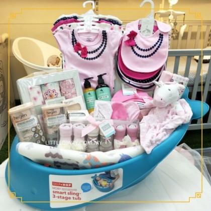 Baby Hamper Gift Set - R88