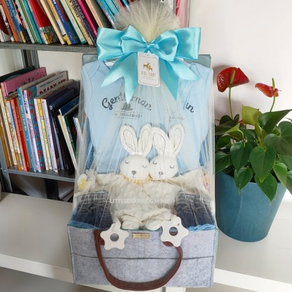 Baby Hamper Baby Gifts - J83 for Twins Boy