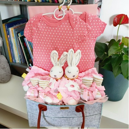 Baby Hamper Baby Gifts - J82 for Twins Girl
