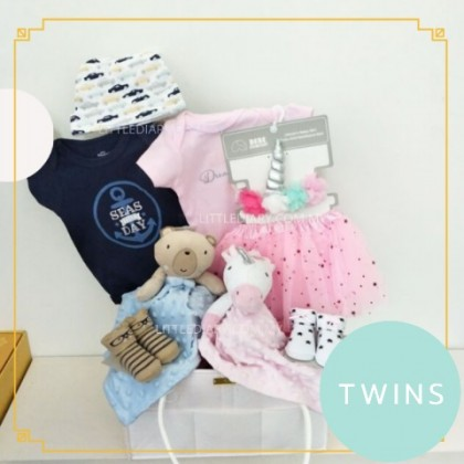 Baby Hamper Gift Set - J81 for Twins