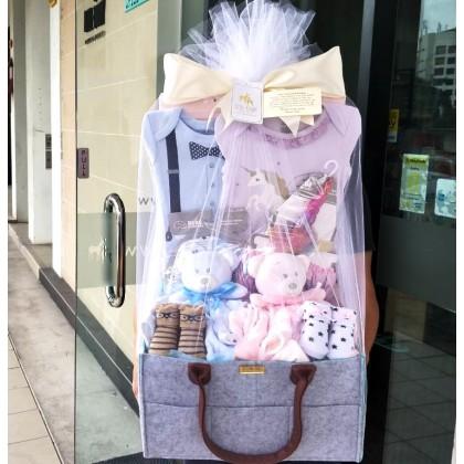 Baby Hamper Gift Set - J82 for Twins