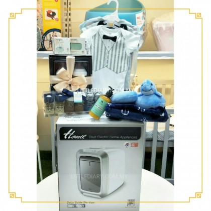 Baby Hamper Gift Set - R95