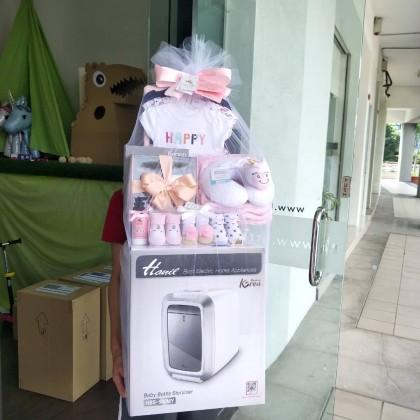 Baby Hamper Gift Set - J96