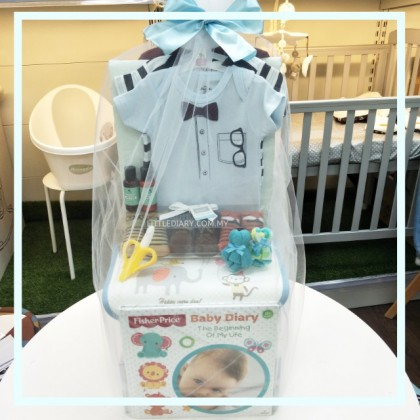 Baby Hamper Gift Set - R99