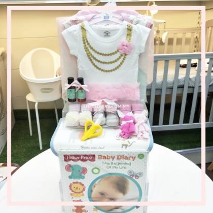 Baby Hamper Gift Set - R100