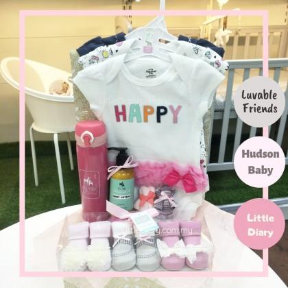 Baby Hamper Gift Set - R129